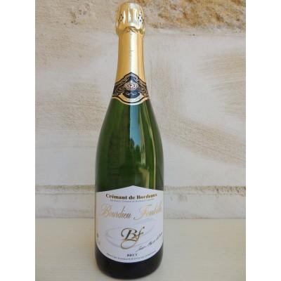 Bourdieu Fonbille Crémant Blanc 75cl