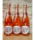 Bourdieu Fonbille Crémant rosé