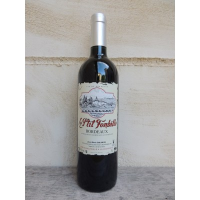 Le P'tit Fonbille Bordeaux Rouge 75cl