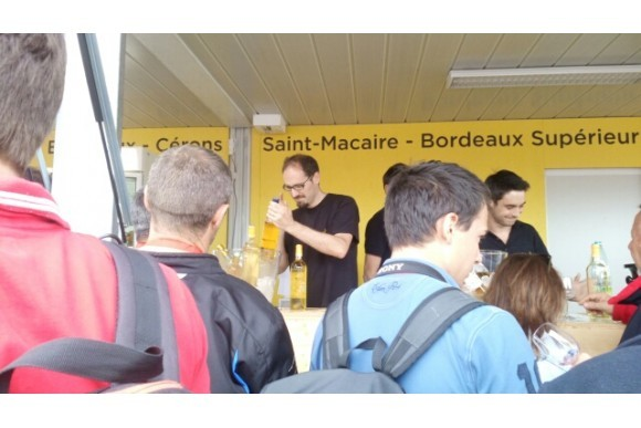 PRESENTS A BORDEAUX FETE LE VIN  2018 DU 14 AU 18 JUIN  STAND DES SWEET BORDEAUX
