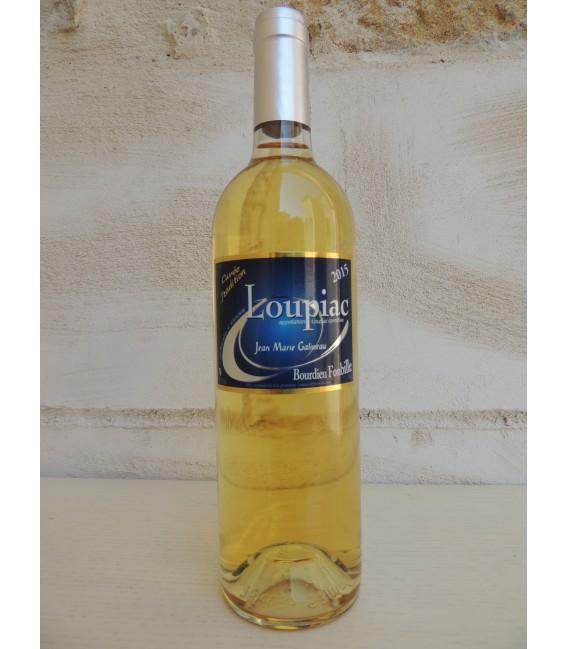 Loupiac liquoreux 2015 Cuvée Tradition