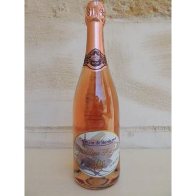 Bourdieu Fonbille Crémant Rosé 75cl