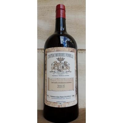 Côtes de Bordeaux Rouge 2015 3L Double Magnum