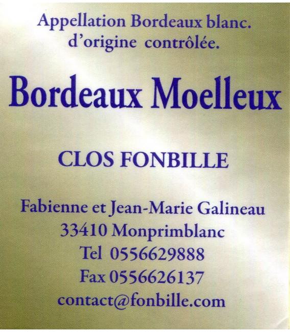 Bordeaux moelleux 2013 BIB 3L