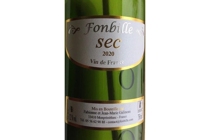 LES SEC DE FONBILLE