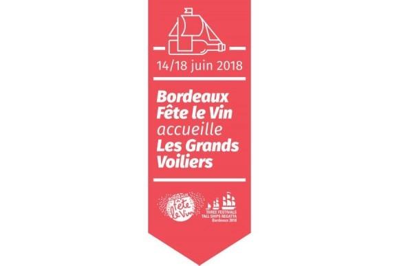 PRESENTS A BORDEAUX FETE LE VIN  2018 DU 14 AU 18 JUIN  STAND DES SWEET BORDEAUX